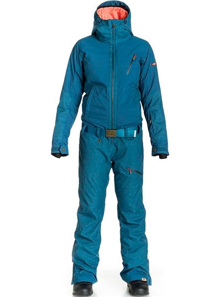 719569ca6968 Комбинезон сноубордический женский ROXY IMPRESSION SUIT J SNSU BSF0 BSF0  INK BLUE
